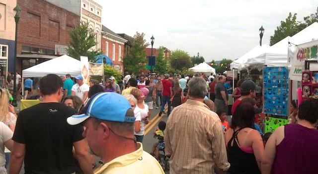 NC Apple Festival Vendors