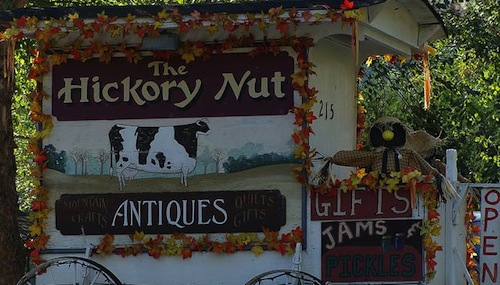 The Hickory Nut Antique Shop