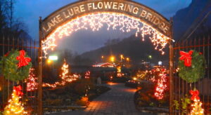 Holiday Events in Lake Lure & Chimney Rock – Fun Through New Year's Day