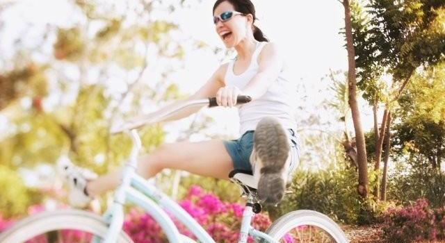 35 Simple Pleasures Take a Bike Ride