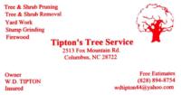 Lake Lure Tree Service – Dobie's Tree Service