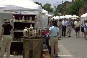 Black mountain arts and crafts show for Lake lure arts crafts festival