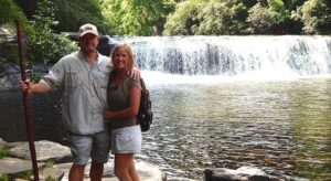DuPont State Forest Waterfalls Trail Hike – Near Lake Lure, NC
