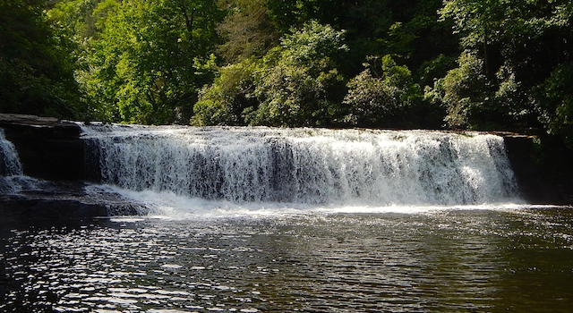 7 Scenic Waterfall Hikes Around Lake Lure, NC