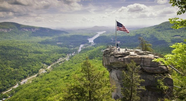 Popular Park Features Reopen at Chimney Rock State Park
