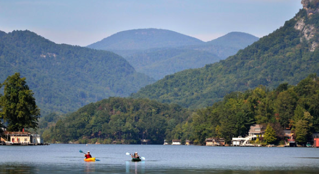 Tryon Equestrian Partners Acquire the Lodge on Lake Lure
