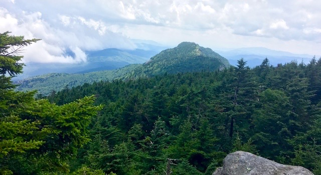 Profile Trail Hike on Grandfather Mountain