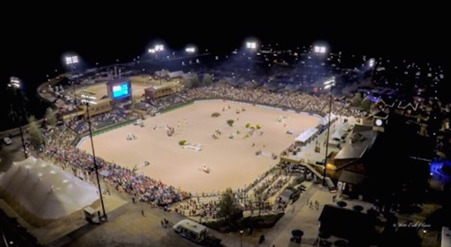 Tryon Equestrian Partners Announce Pursuit of 2018 FEI World Equestrian Games at Tryon International Equestrian Center
